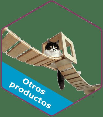 Otros productos para gatos
